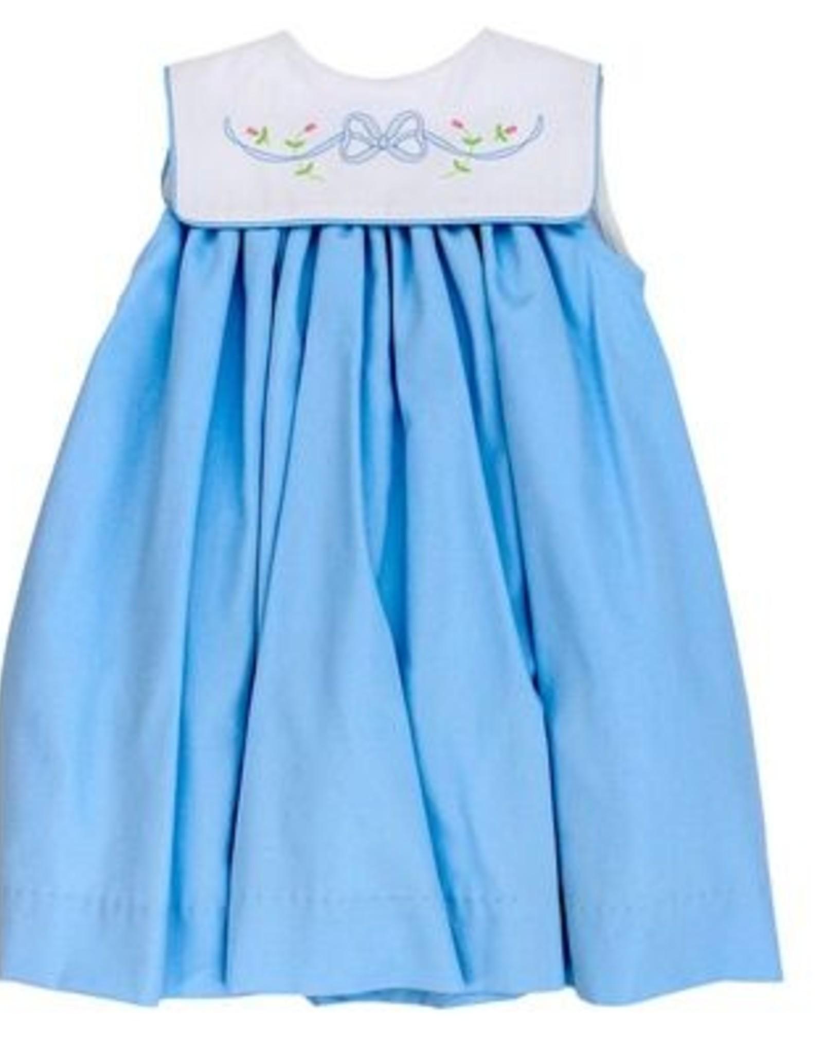The Bailey Boys Blue Bonnet Float Dress