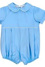 The Bailey Boys Blue Bonnet Dressy Bubble