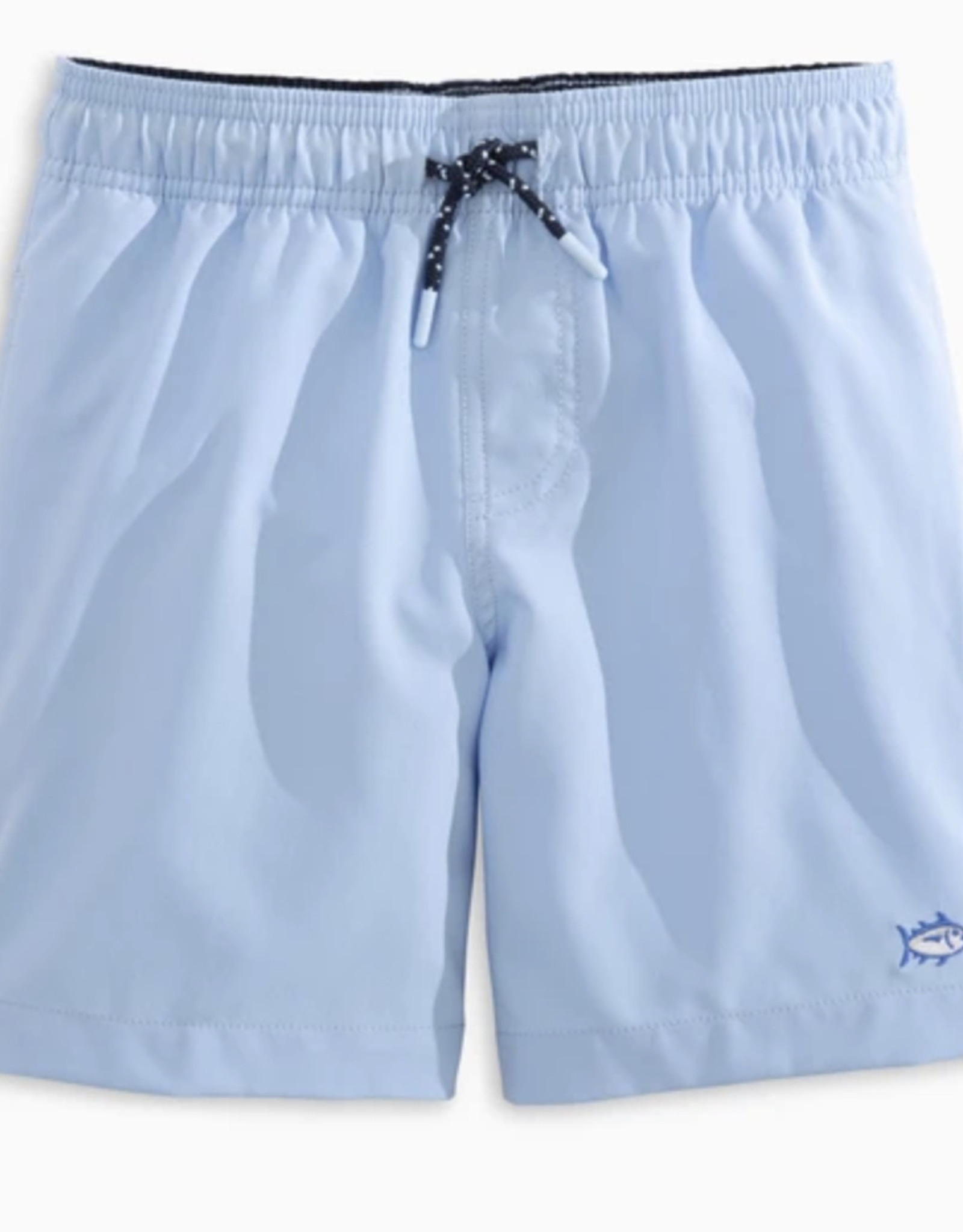 Southern Tide Solid Swim Trunks