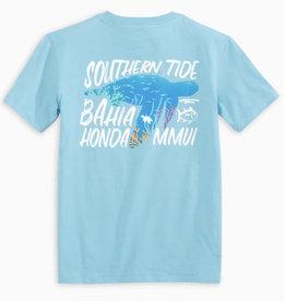 Southern Tide Bahia Honda Sea Turtle Tee