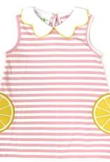 Zuccini Lemons Girl Knit Dress