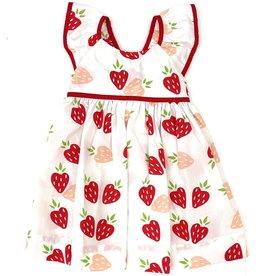 Zuccini Strawberry Shortcake Meadow Dress
