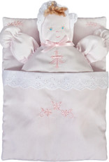 Rosalina Bunting Doll With Cross
