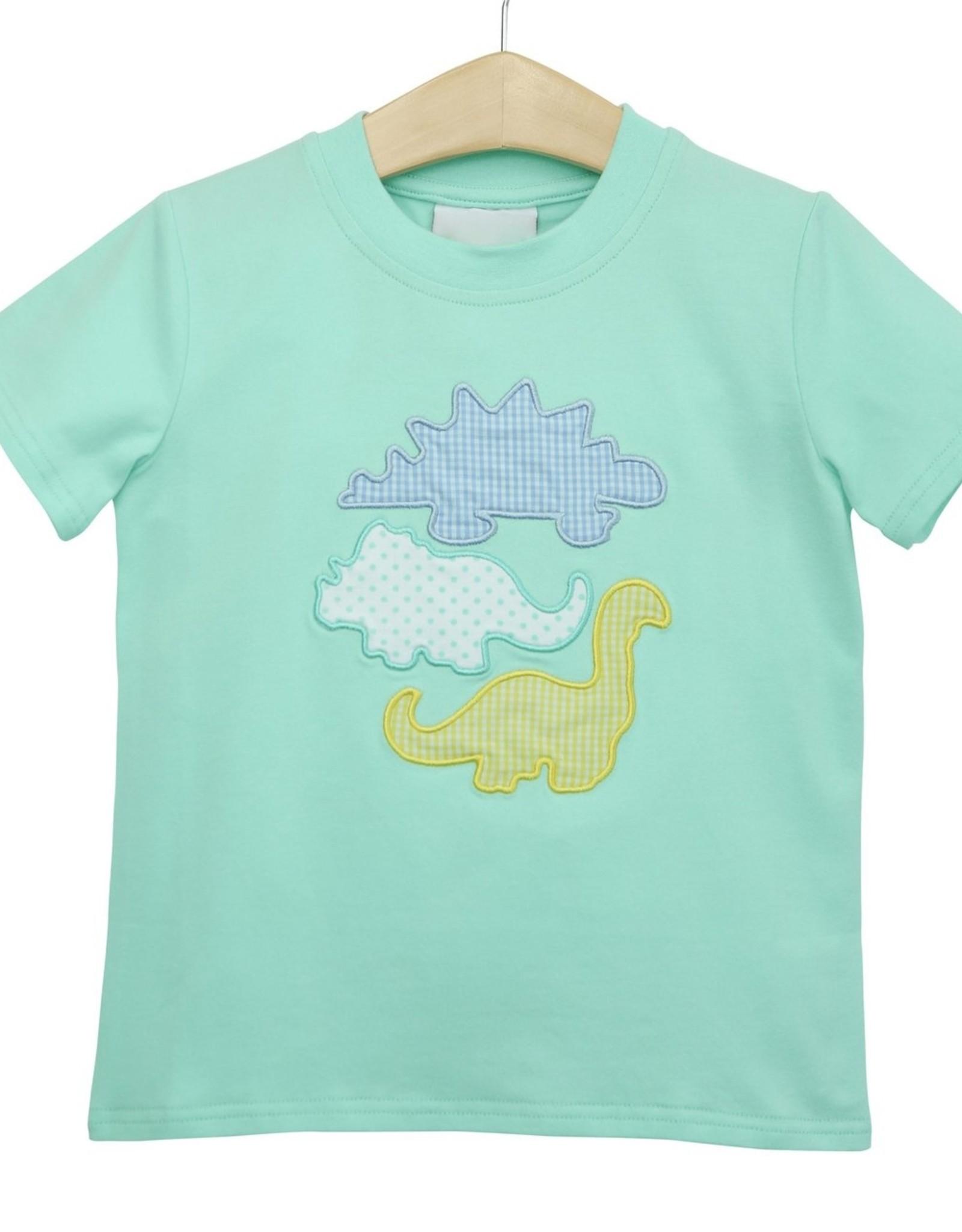 Trotter Street Kids Dinosaur Boys Shirt