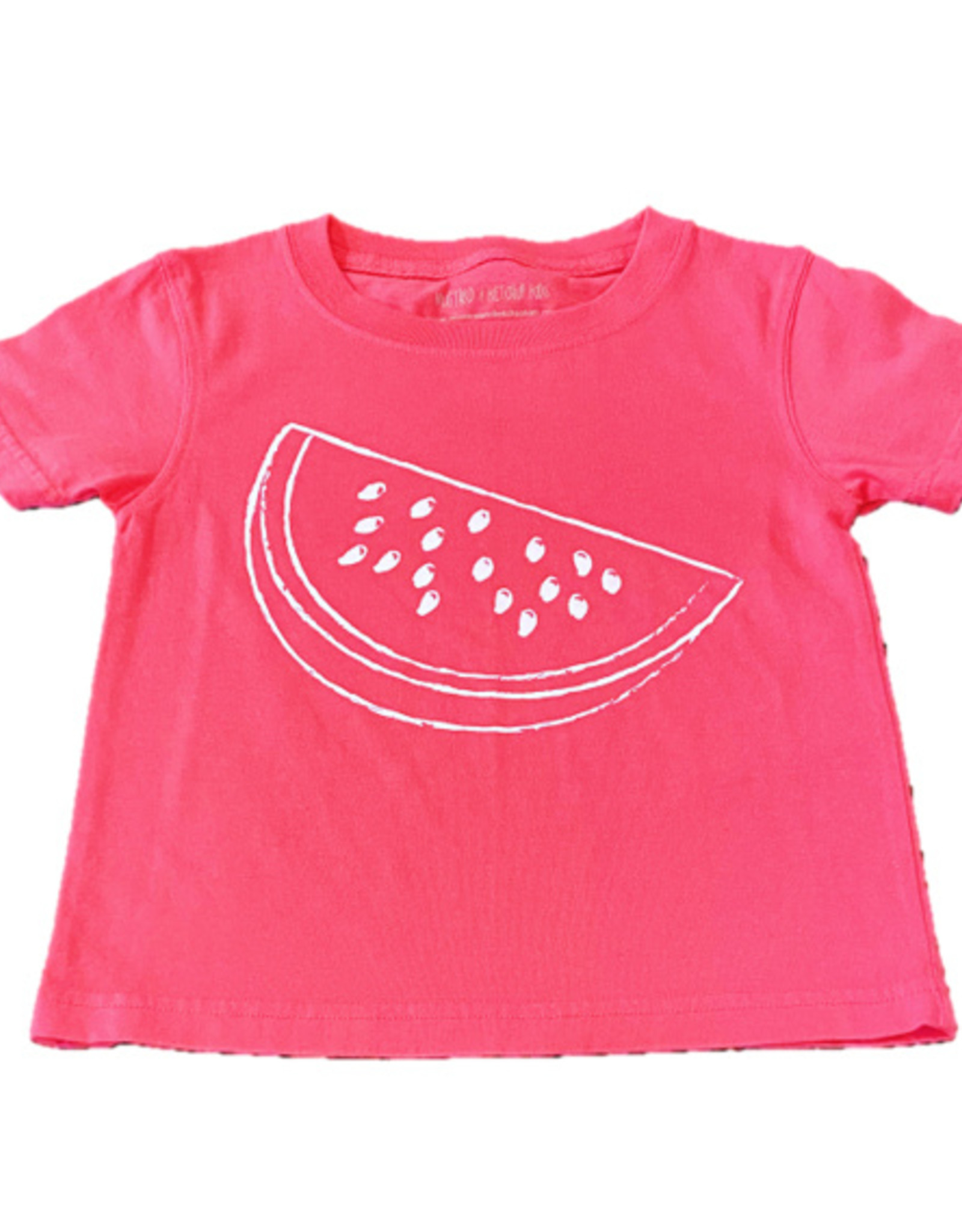 Mustard & ketchup Hot Pink Watermelon Tee