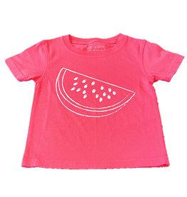 Mustard & ketchup Hot Pink Watermelon Tee