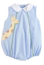 Little English Giraffe Bubble
