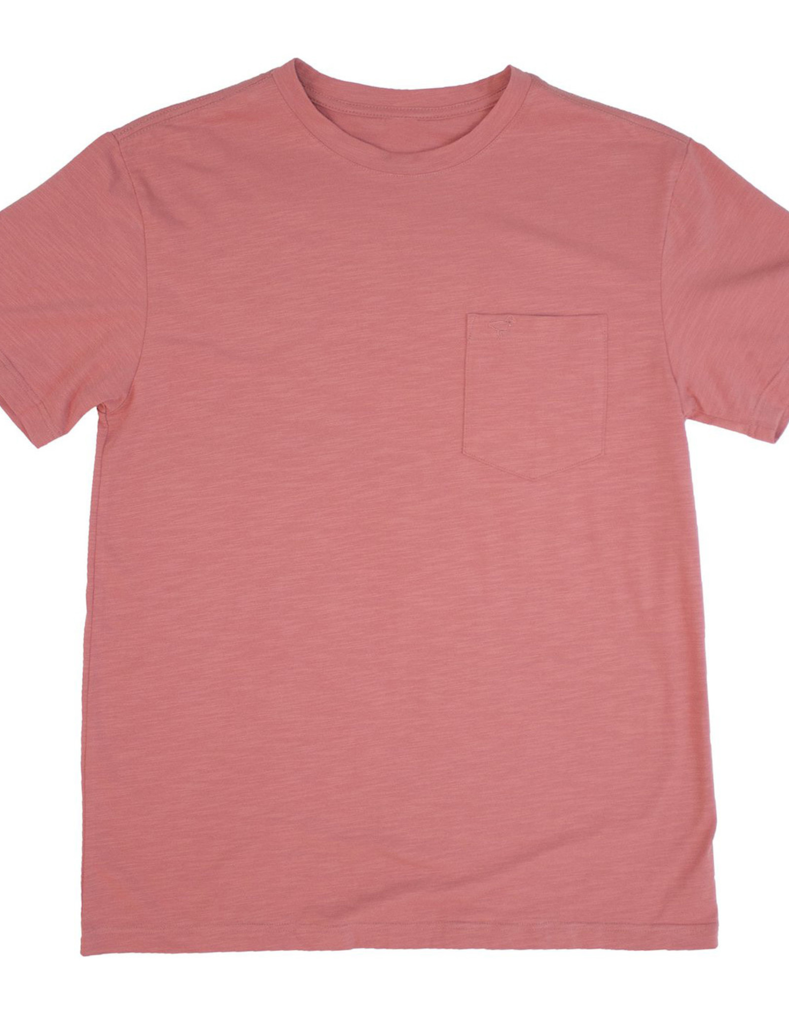 Properly Tied Nantucket Red Shore Tee