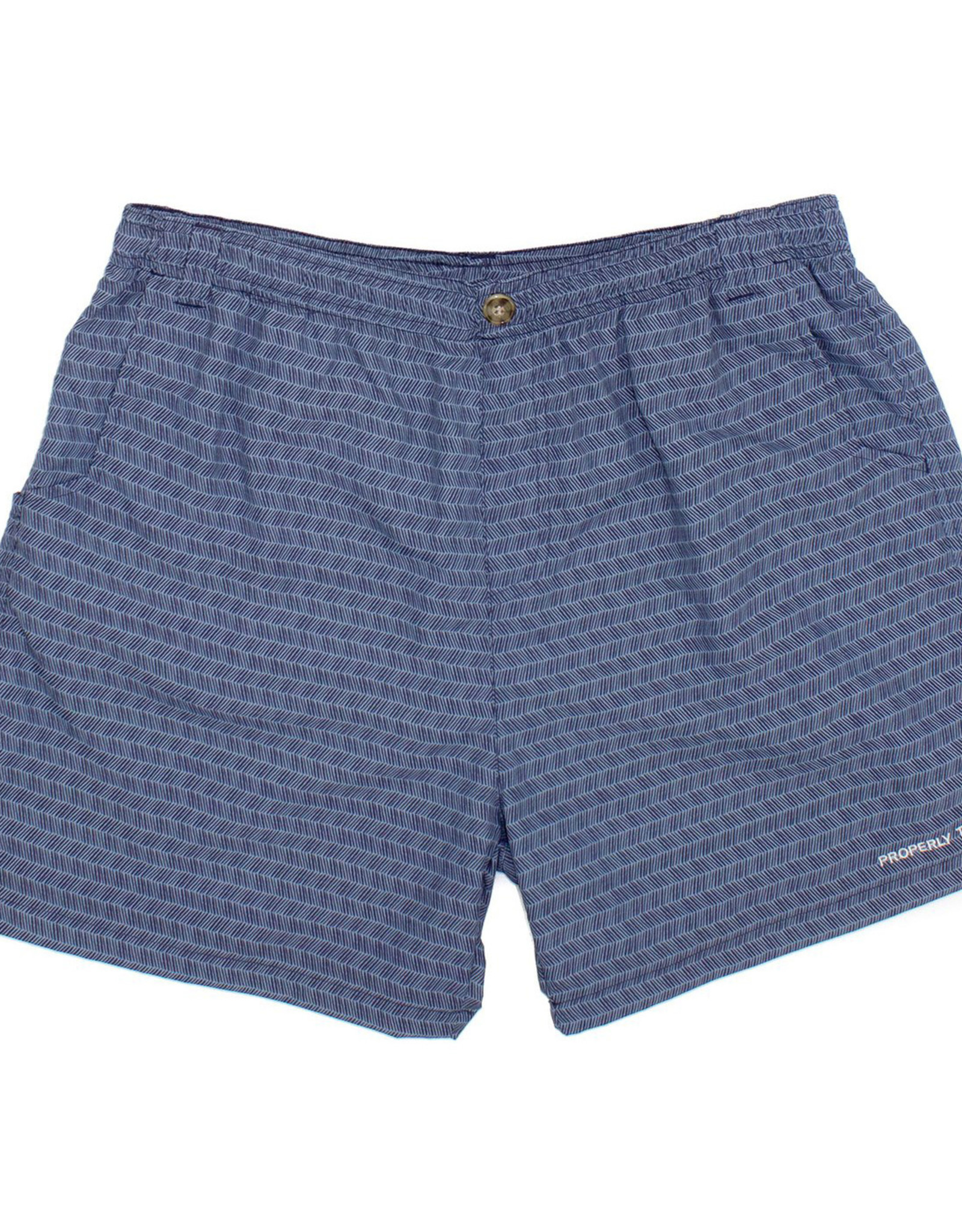 Properly Tied Mallard Shorts