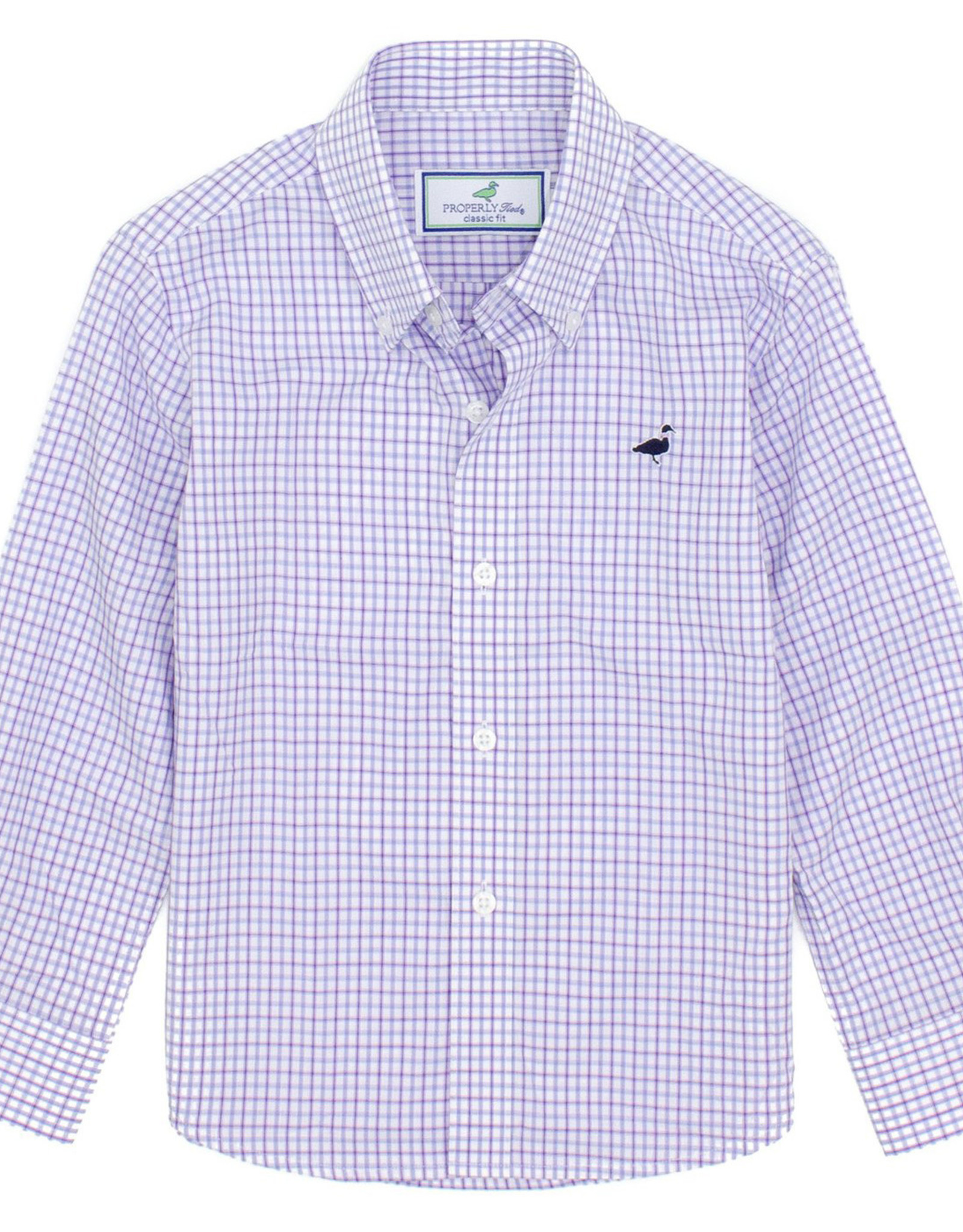 Properly Tied Seasonal Sportshirt