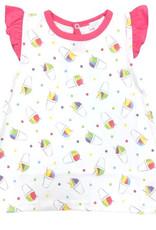 Lulu Bebe LLC Snoball Gown
