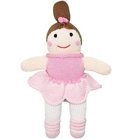 "Zubels 12"" Ballerina Doll"