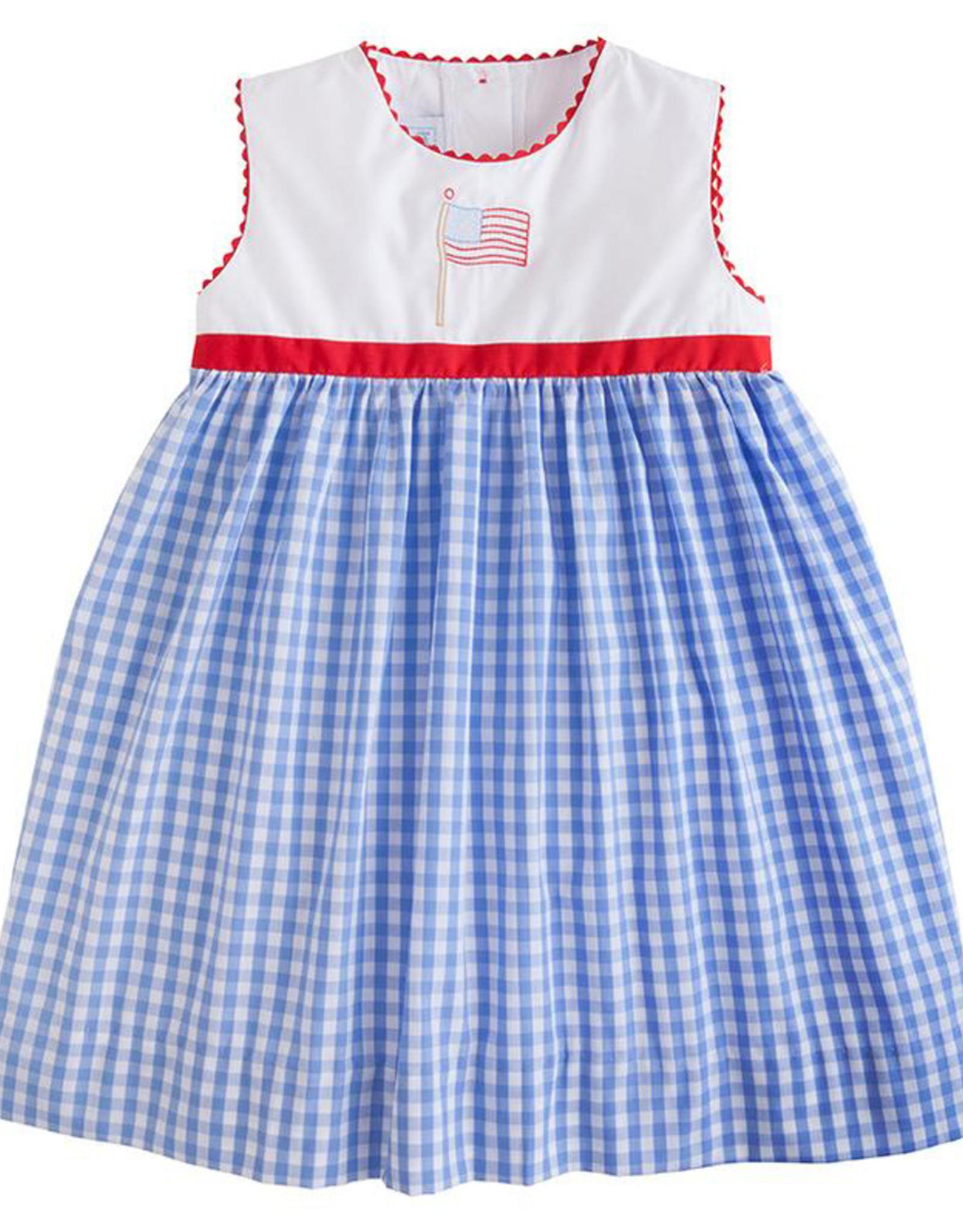 Little English Marisa Flag Dress