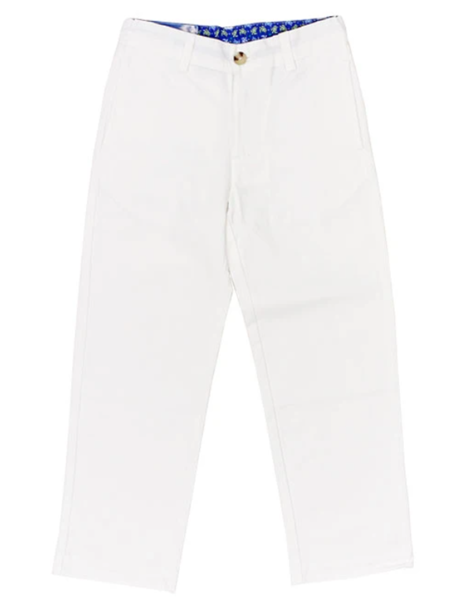 The Bailey Boys Champ Pants White Twill