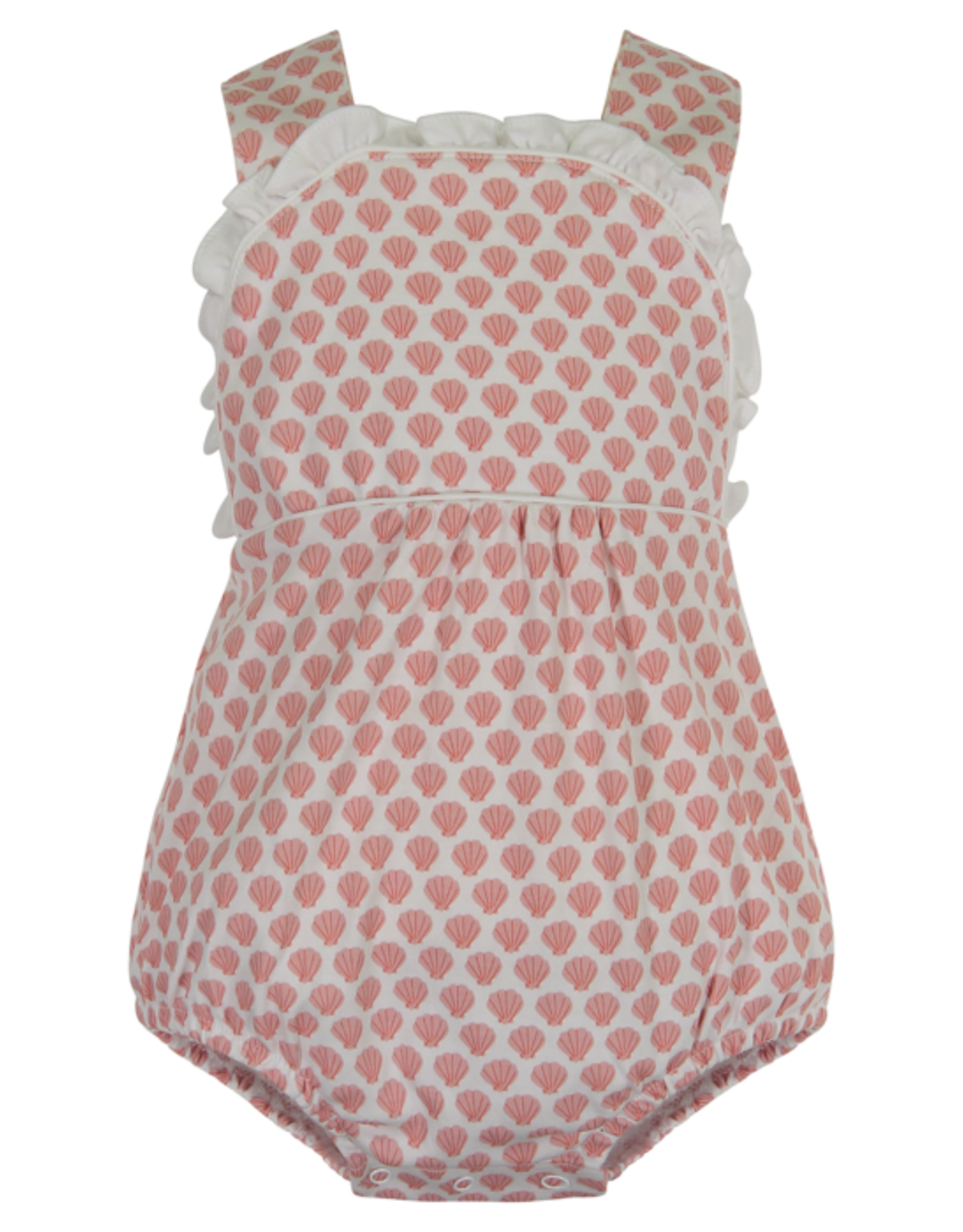 Lila and Hayes Eloise Girls Criss Cross Bubble