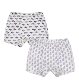Lila and Hayes James Boys Boxer Briefs