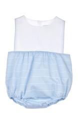 Sophie & Lucas Blue Breezy Boy Sunsuit