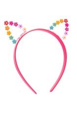 Lillies&Roses Cat Ear Daisy Headband