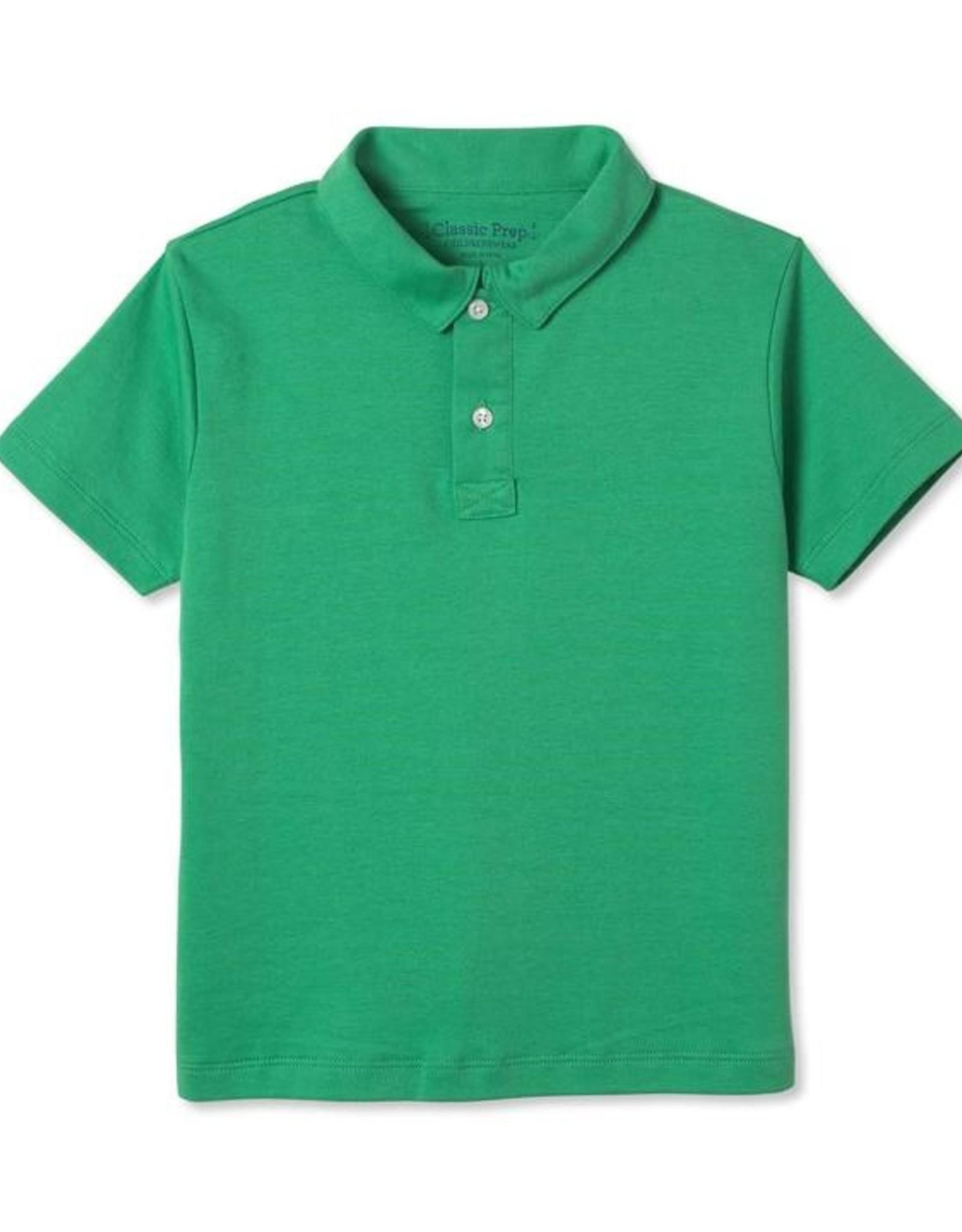 Classic prep Henry Short Sleeve Polo
