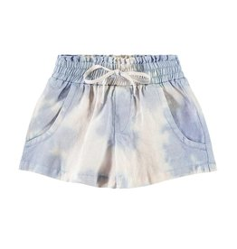 Bella Dahl Girl Galaxy Tie Dye Scoop Pocket Short