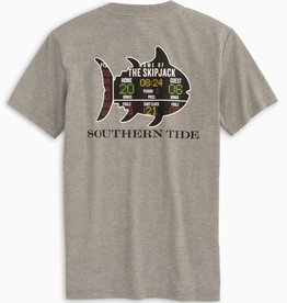 Southern Tide Short Sleeve Scoreboard Tee