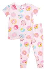 Angel Dear Donuts Lounge Wear Set Pink