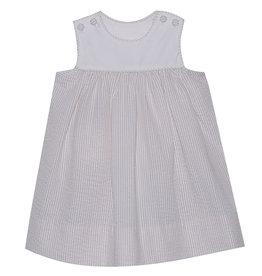 Remember Nguyen Sand Charlie Dress