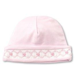 Kissy Kissy Summer Bows Pink Hat