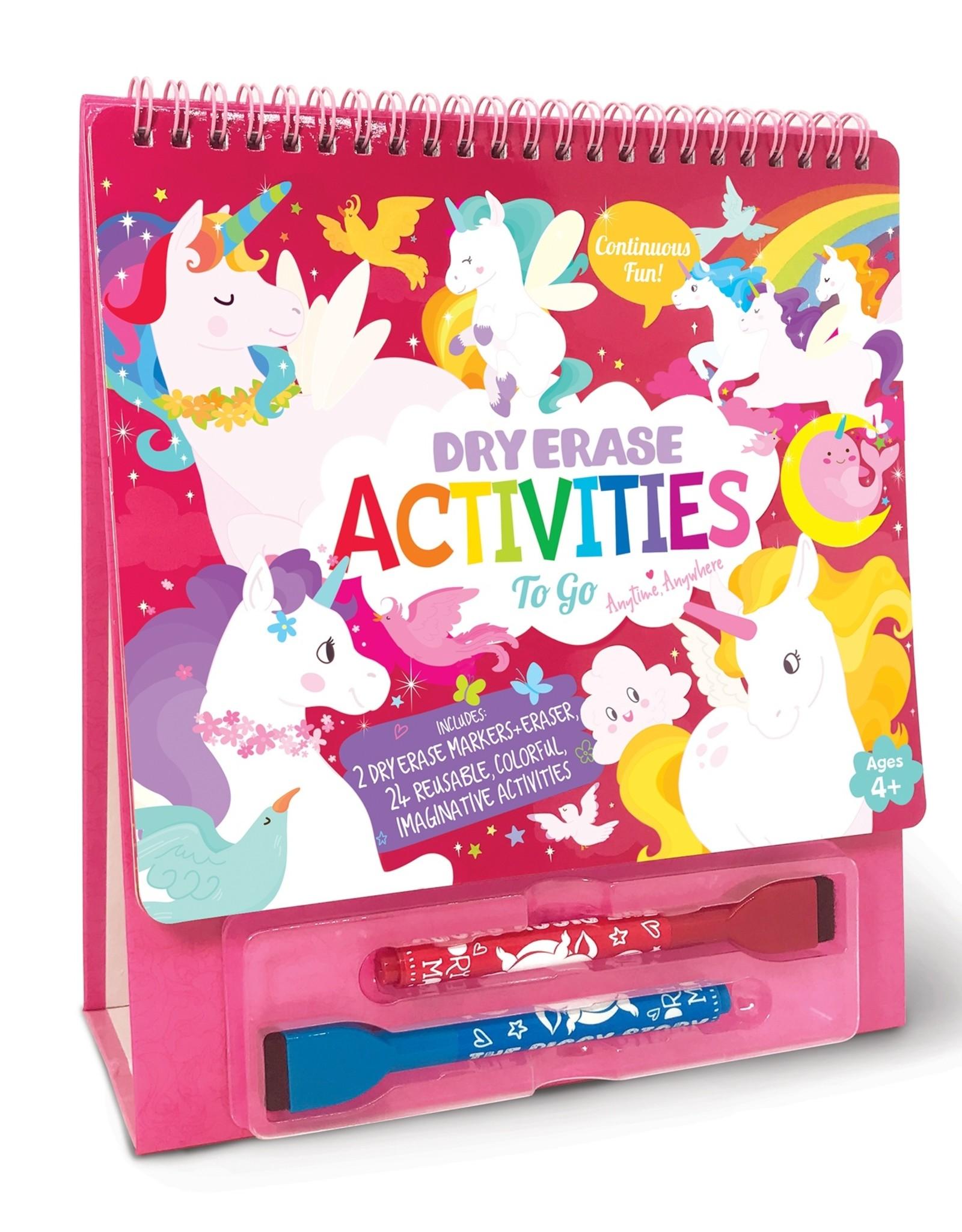 Dry Erase Activities To Go