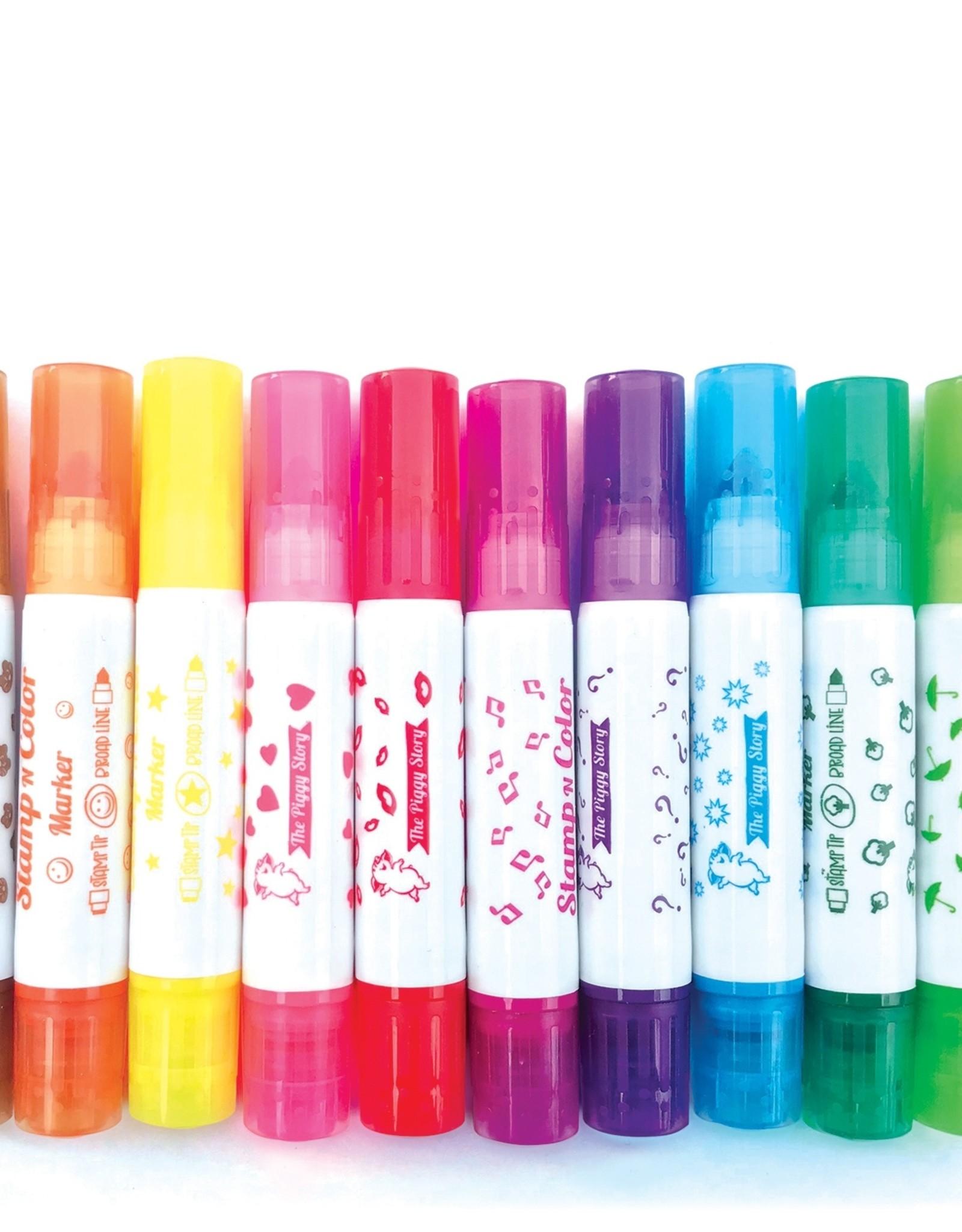 Faire Color Pop : Stamp n Color Markers