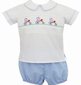 Anavini Tricycle Boy's Short Set