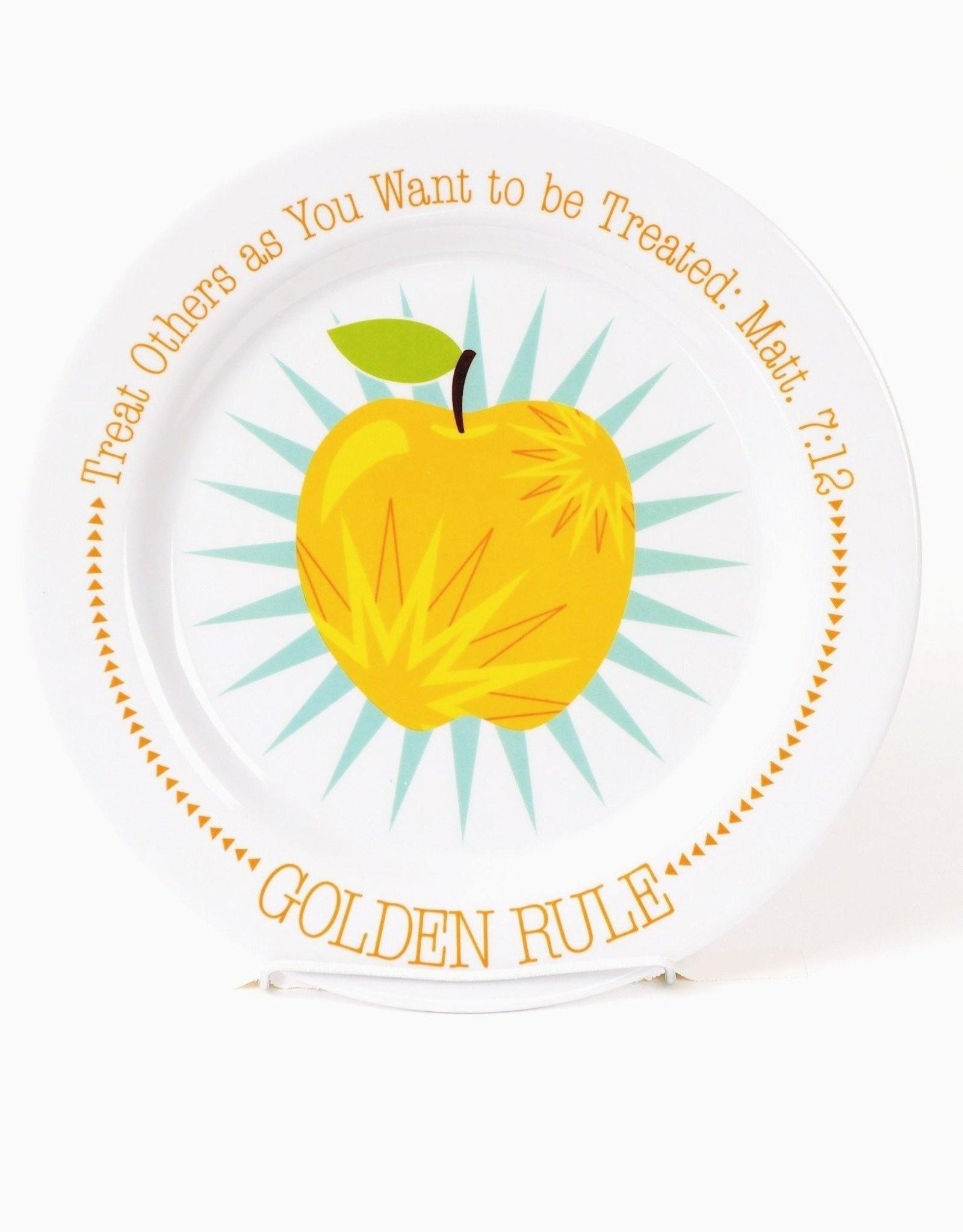 Fruitfull Kids Melamine Plate