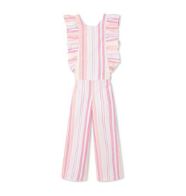 Classic prep Sherbert Stripe Whitney Jumpsuit