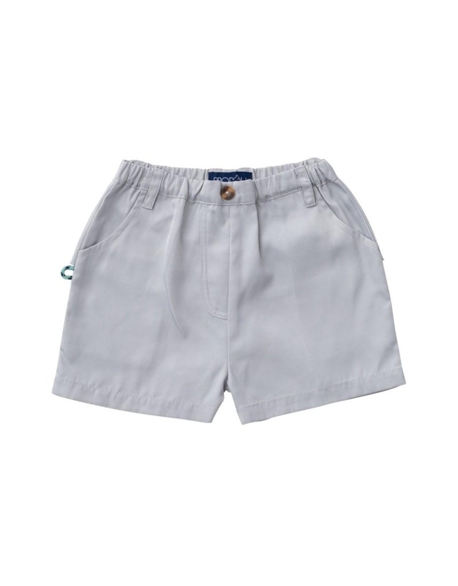 Prodoh Gray Angler Fishing Shorts