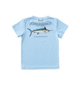 Prodoh Blue Marlin Performance Tee
