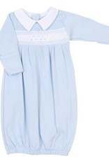 Magnolia Baby Mandy And Mason's Smocked Converter Gown