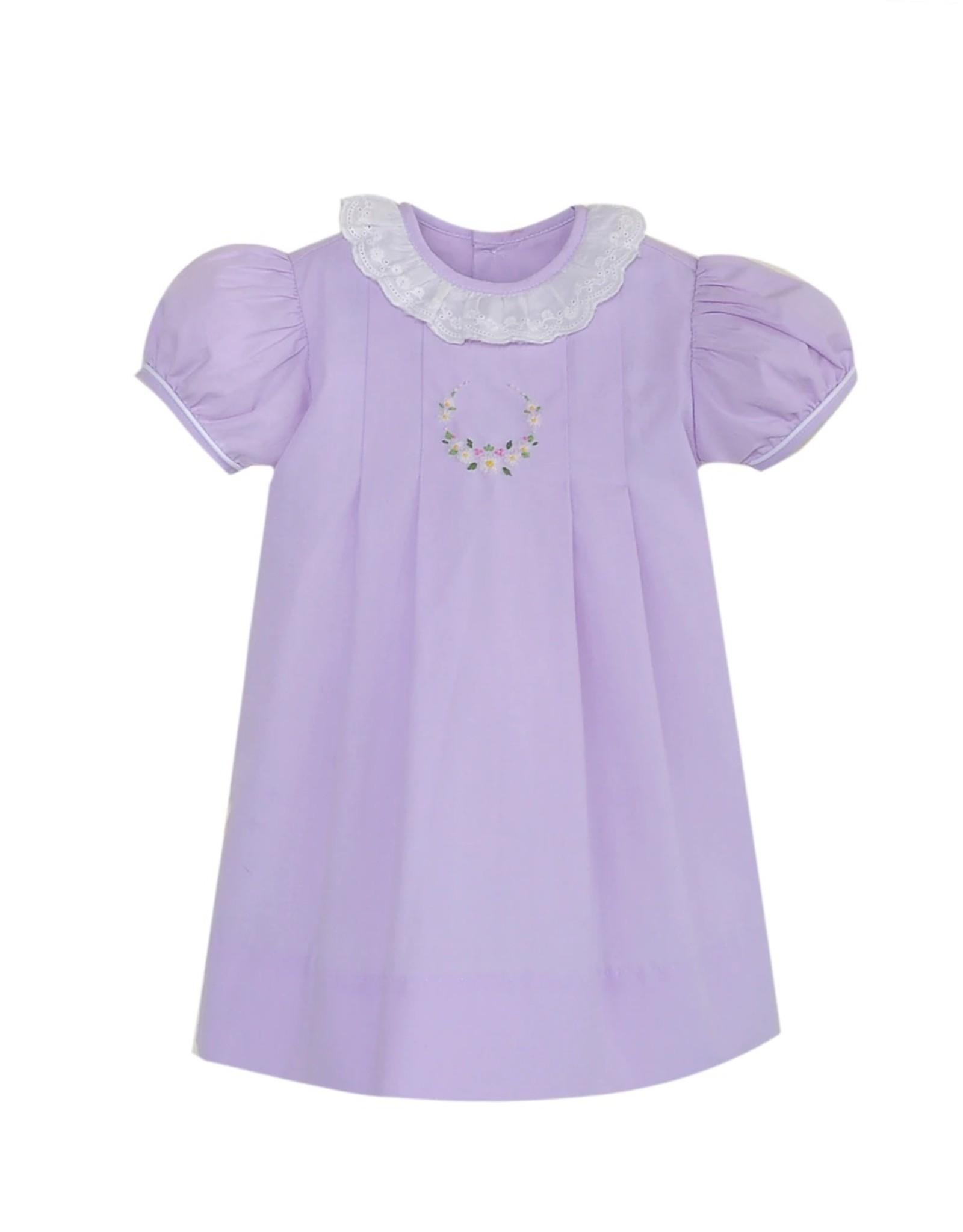 Remember Nguyen Purple Violet Dress