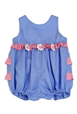 Funtasia Too Flowers Ruffle Bottom Bubble