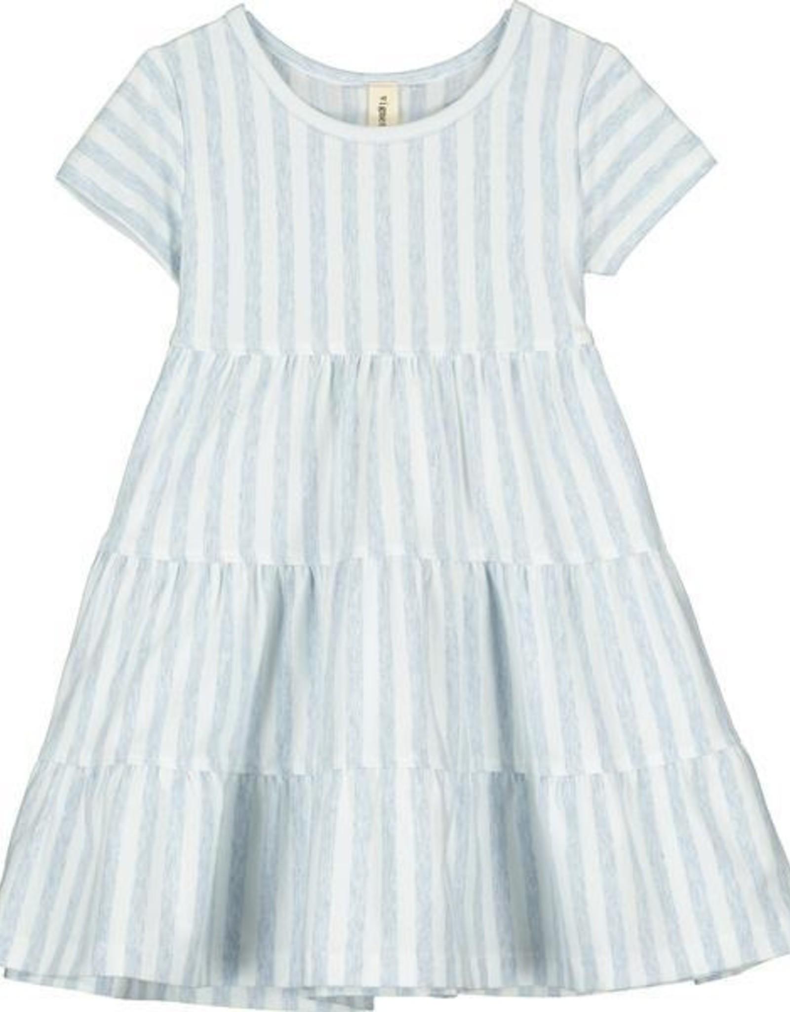 Vignette Blue Iona Dress