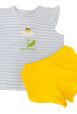 Squiggles Daisy And Bee Short Set