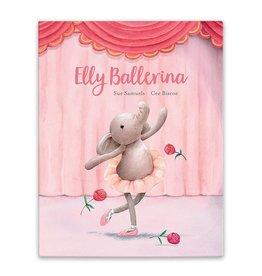 Jelly Cat Elly Ballerina Book