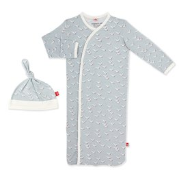 Magnetic Me Fly Like A Seagull Magnetic Gown Set