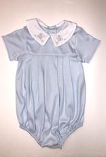 Auraluz Knit Blue Turtle Bubble