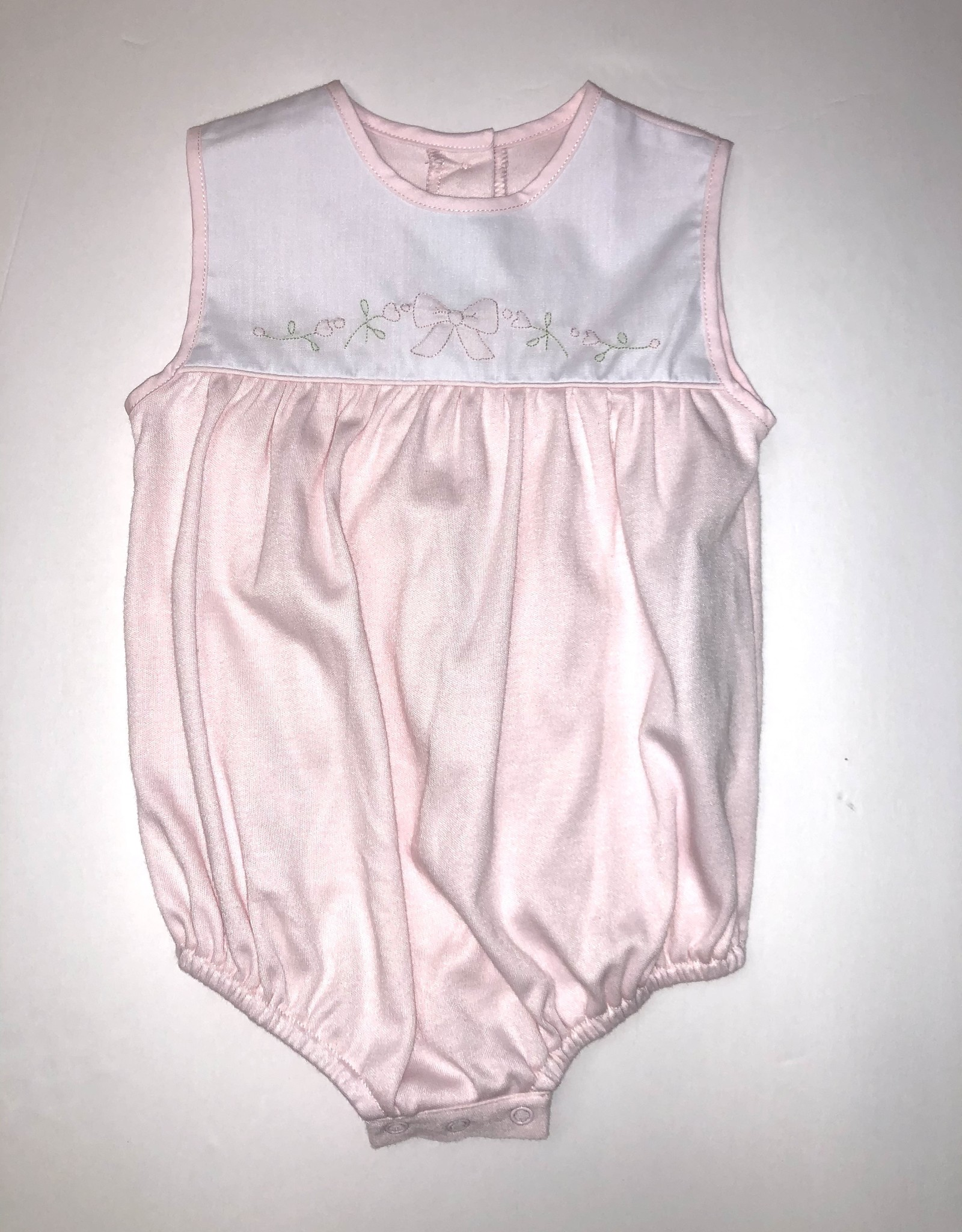 Auraluz Pink Bow Knit Bubble