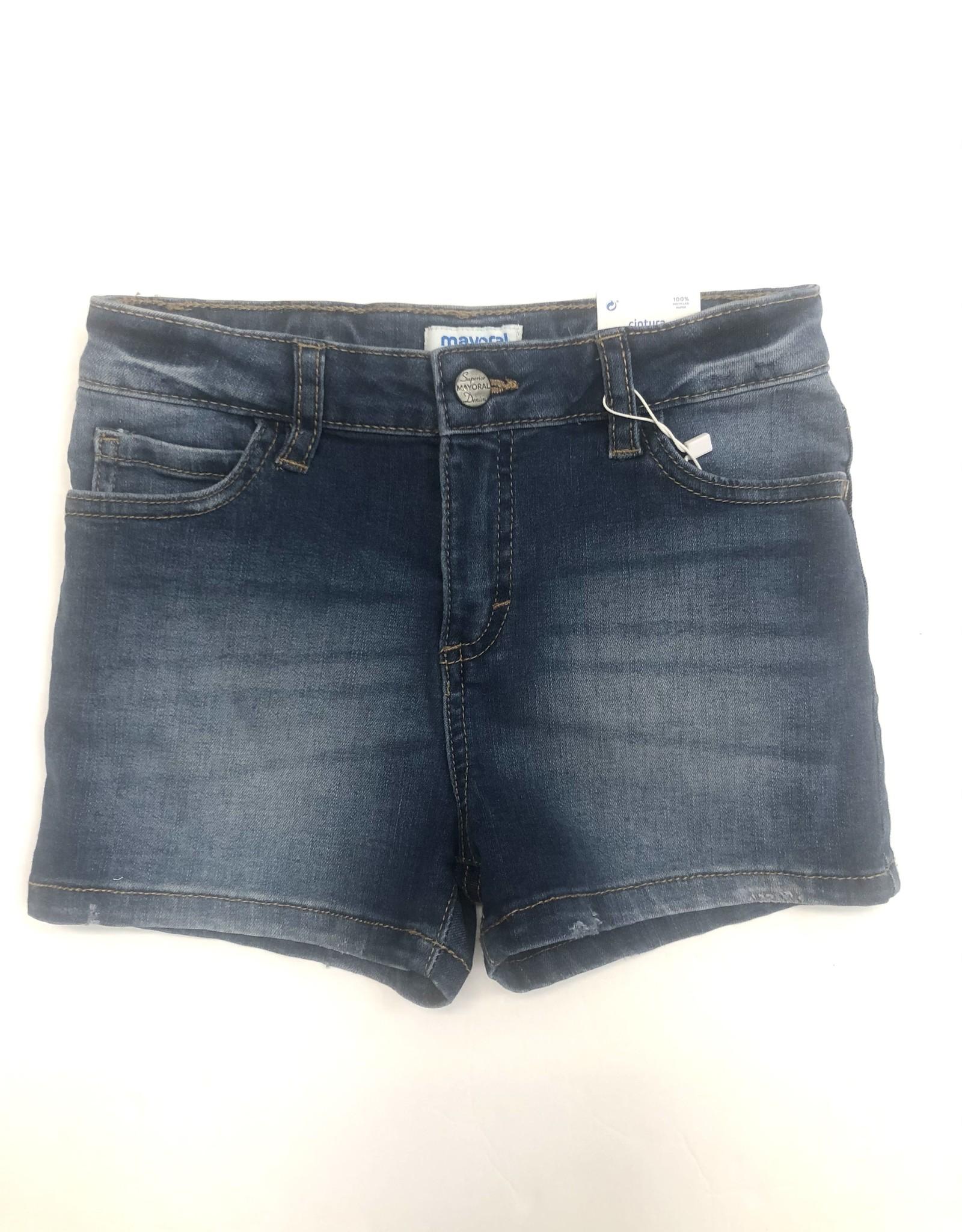 Mayoral Denim Shorts
