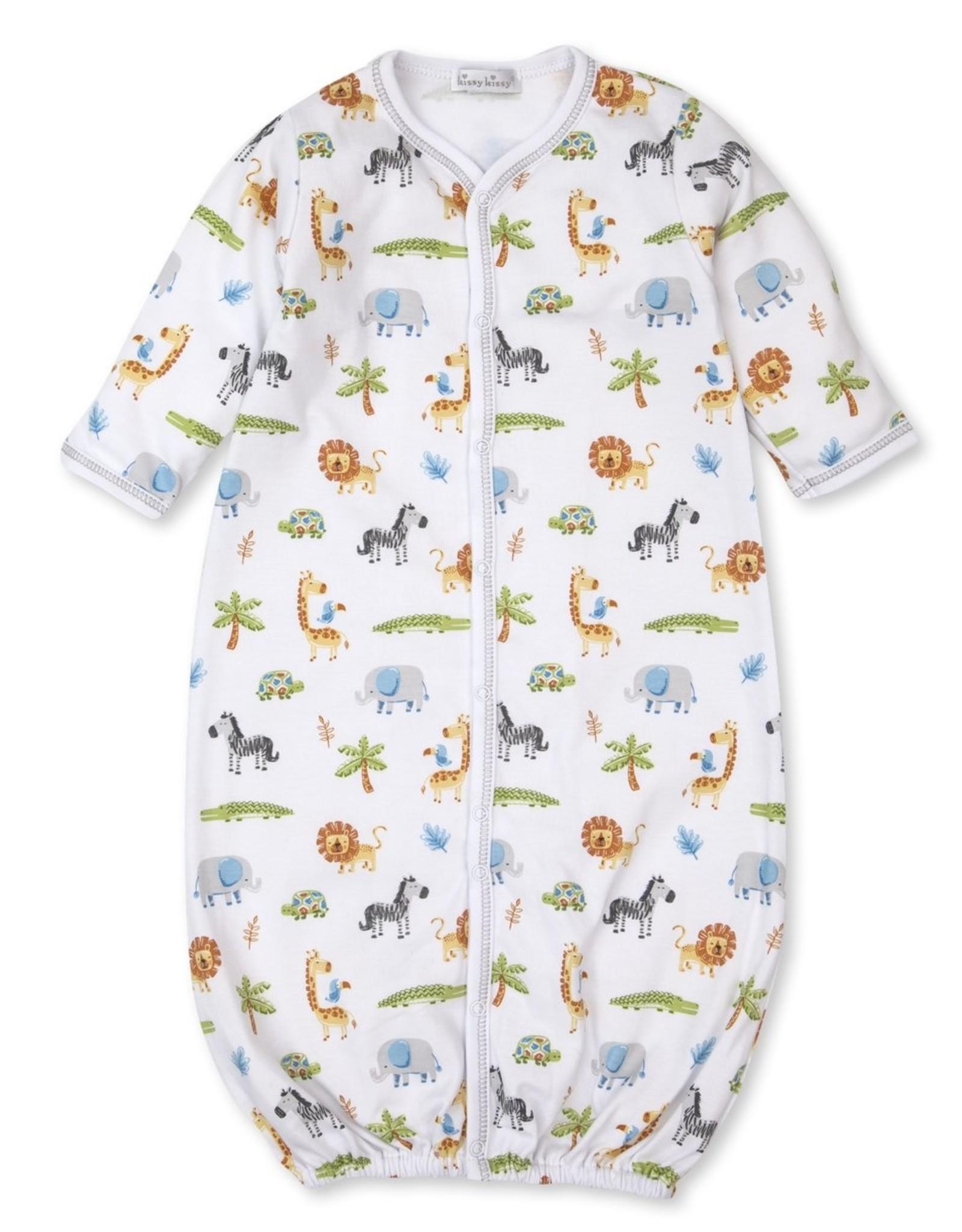 Kissy Kissy Converter Gown Summer Safari