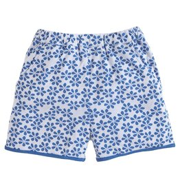 Bisby Basic Shorts Blue Floral