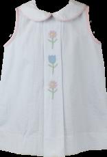 LullabySet Keep Blooming Bluebonnet Dress
