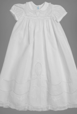 Feltman Brothers Girls Scalloped Lace SOS