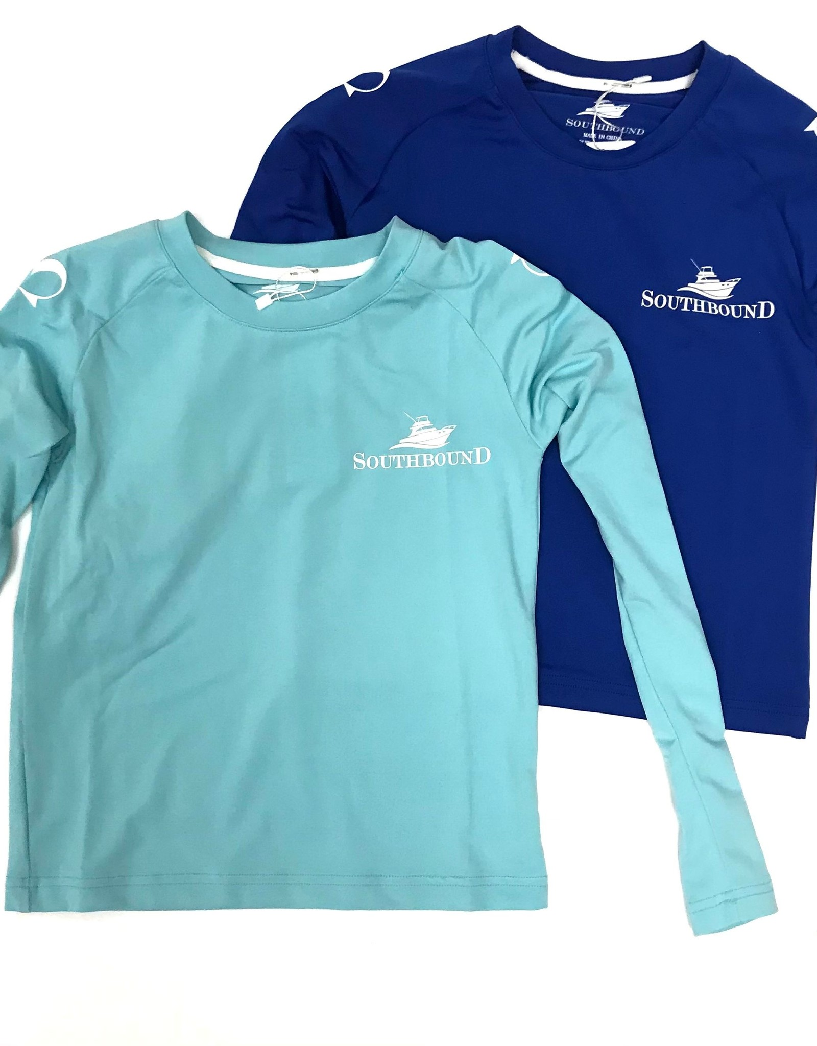 SouthBound Long Sleeve Logo Performance Tee